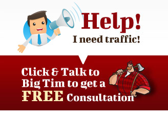 Help I need traffic! Contact Maple North Today to get started!
