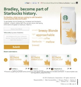 Starbucks® Blonde Roast-1