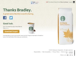 Starbucks® Blonde Roast-2